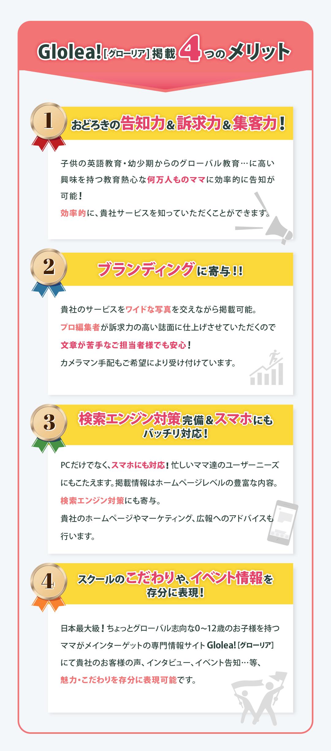 4つのメリット